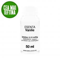 Esenta VANILIE  50 ml